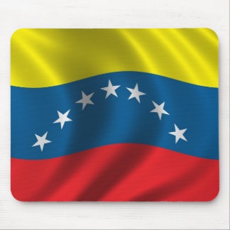 Flag of Venezuela Mouse Pad