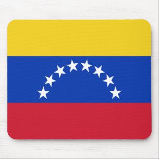 Flag of Venezuela Mousepad
