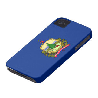 Flag of Vermont iPhone 4 Case