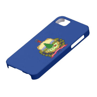 Flag of Vermont iPhone SE/5/5s Case