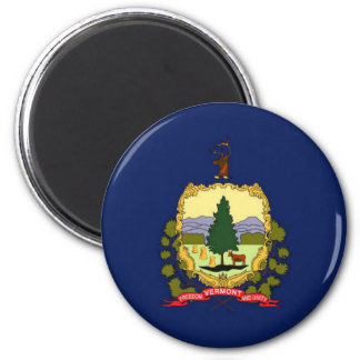 Flag of Vermont Magnet