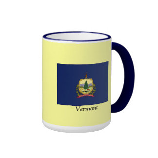 Flag of Vermont Mugs