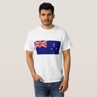 Flag of Victoria Australia. T-Shirt