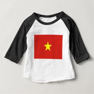 Flag of Vietnam Baby T-Shirt