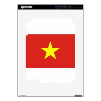 Flag of Vietnam - Quốc kỳ Việt Nam iPad 2 Skin