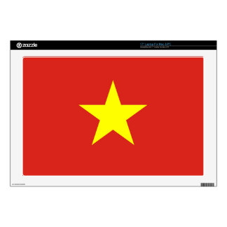 Flag of Vietnam - Quốc kỳ Việt Nam Laptop Skins