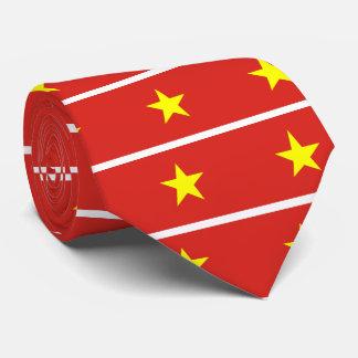 Flag of Vietnam - Quốc kỳ Việt Nam Tie