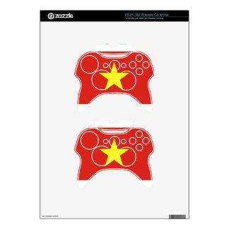 Flag of Vietnam - Quốc kỳ Việt Nam Xbox 360 Controller Skin