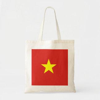 Flag of Vietnam Tote Bag