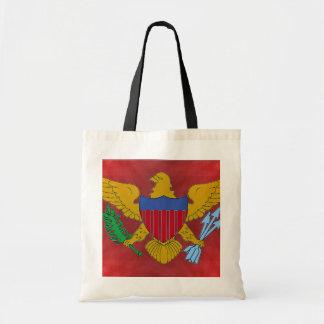 Flag of Virgin Islands Bag