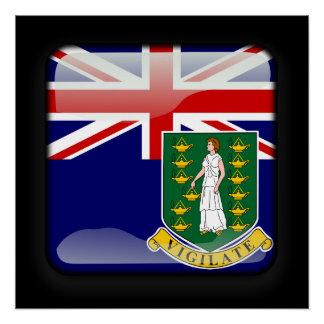 Flag of Virgin Islands Poster