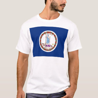 Flag of Virginia T-Shirt