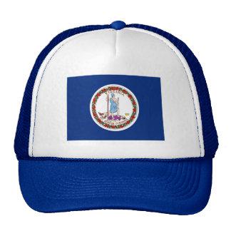 Flag of Virginia Trucker Hat