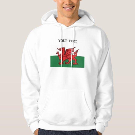 Flag of Wales Hoodie