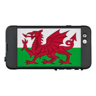 Flag of Wales LifeProof iPhone Case