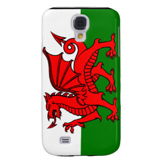 Flag of Wales Samsung Galaxy S4 Case