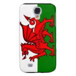 Flag of Wales Samsung Galaxy S4 Cover
