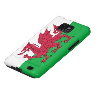 Flag of Wales Samsung Galaxy S Case Samsung Galaxy SII Cover