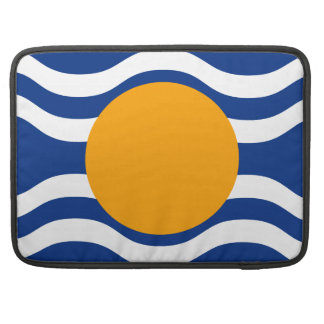 Flag of West Indies Federation Sleeve For MacBook Pro