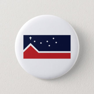 Flag of Western Canada Pinback Button