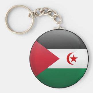 Flag of Western Sahara Key Chains