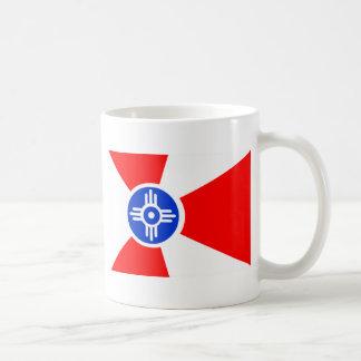 Flag of Wichita Kansas Coffee Mug