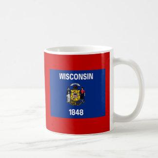 Flag of Wisconsin Mug