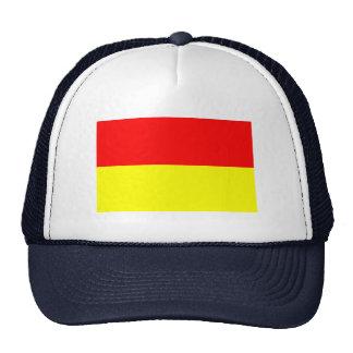 Flag of Wroclaw Trucker Hat