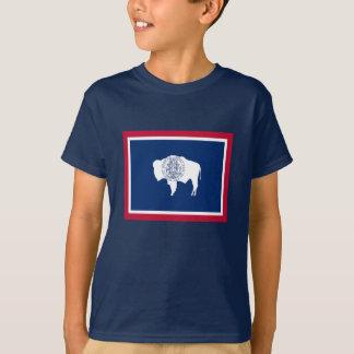 Flag of Wyoming T-Shirt