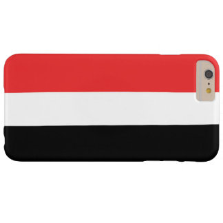 Flag of Yemen Barely There iPhone 6 Plus Case
