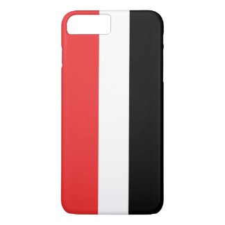 Flag of Yemen iPhone 8 Plus/7 Plus Case