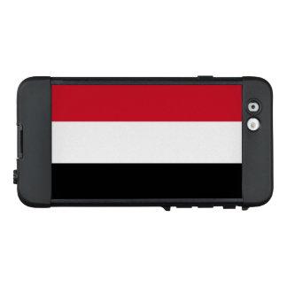 Flag of Yemen LifeProof iPhone Case