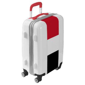 Flag of Yemen Luggage (Carry-On)