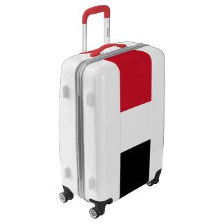 Flag of Yemen Luggage (Medium)