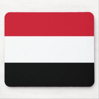 Flag of Yemen Mouse Pad