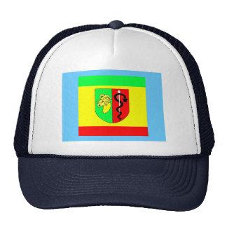 Flag of Yevpatoriya Trucker Hat