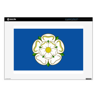 Flag of Yorkshire Laptop Decals