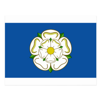 Flag of Yorkshire Postcard