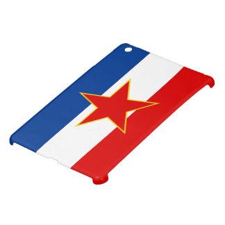 Flag of Yugoslavia iPad Mini Cover