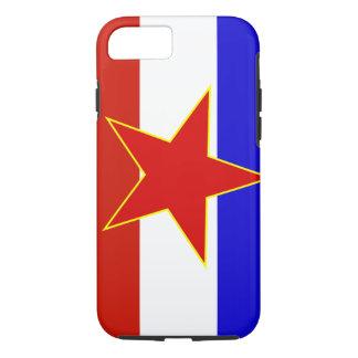 Flag of Yugoslavia iPhone 8/7 Case