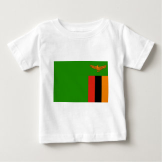 Flag of Zambia Baby T-Shirt