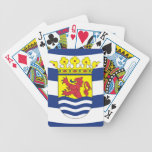 Flag of Zeeland Bicycle Playing Cards