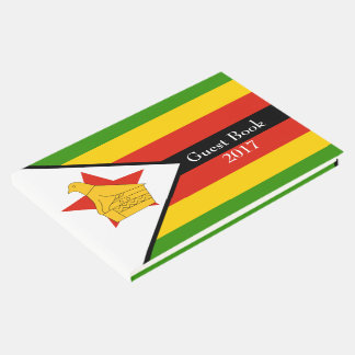 Flag of Zimbabwe Africa Guest Book