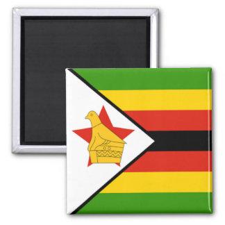 Flag of Zimbabwe Refrigerator Magnets