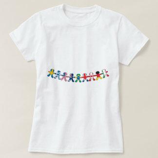 Flag Paper Dolls T-Shirt