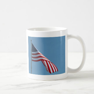 Flag!  Patriotic colors! Coffee Mug