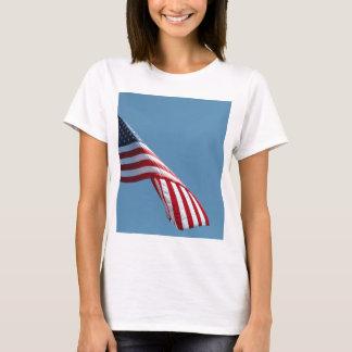 Flag!  Patriotic colors! T-Shirt