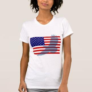 Flag & Patriotic Eagle Shirt