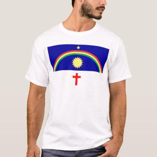 Flag Pernambuco Brazil T-Shirt