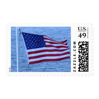Flag Postage